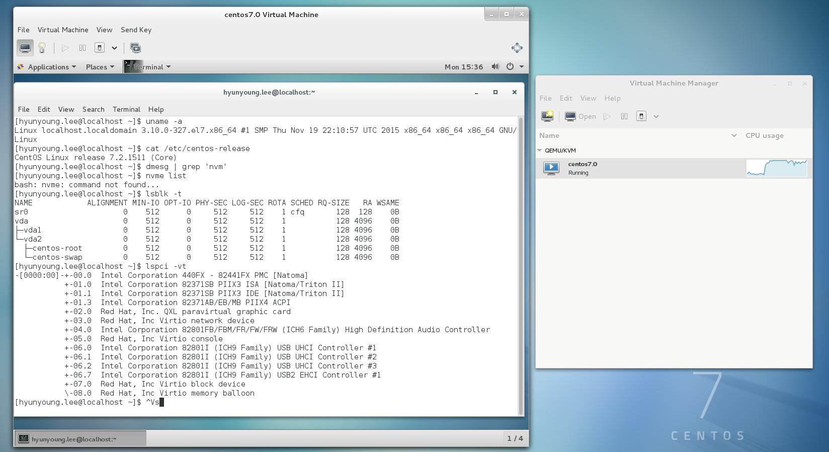 QEMU(Generic and Open Source Machine emulator and